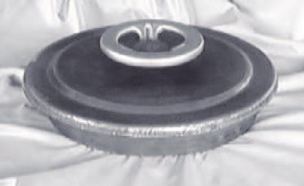 Boca de hombre redonda de apertura rápida