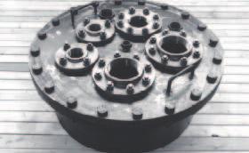 Boca de hombre para tanques de líquido y presión