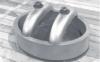 Boca de hombre abombada de medida 320 x 420 mm