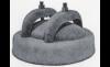 Boca de hombre ovalada del tipo 4/25 con medidas 300 x 400 mm