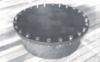 Boca de hombre redonda para tanques de líquido y presión